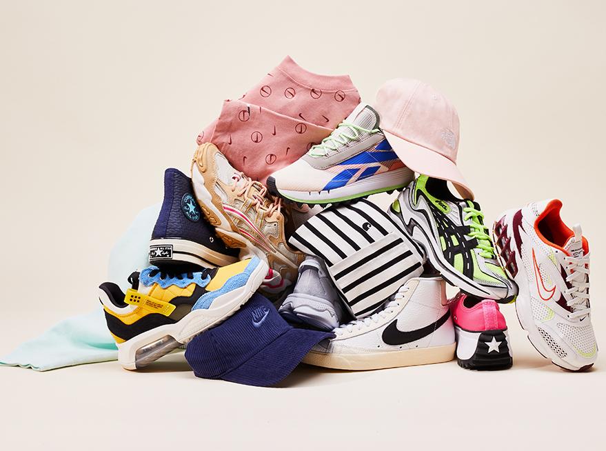 Sneakers and streetwear