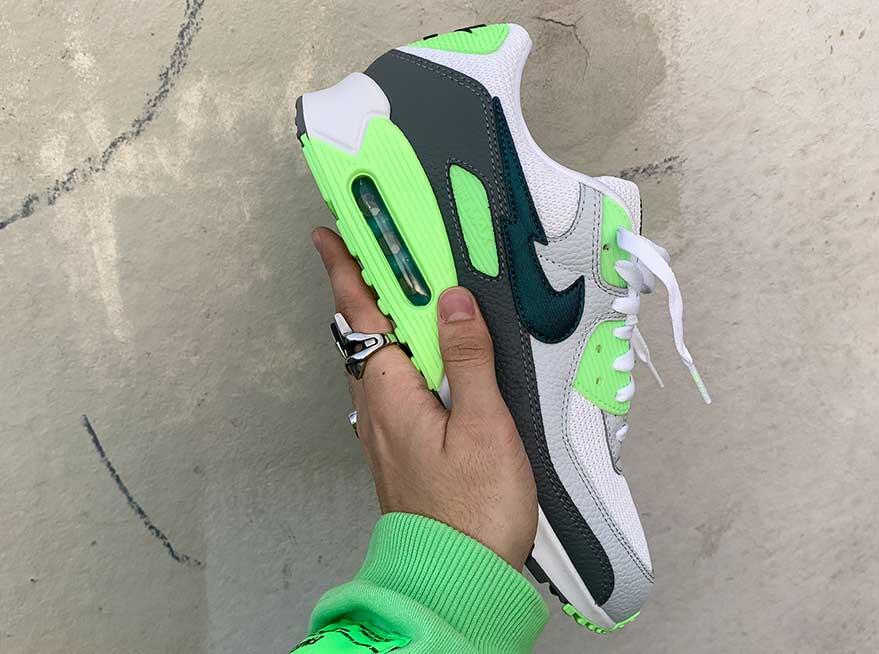Nike Lightning Bolt Swoosh