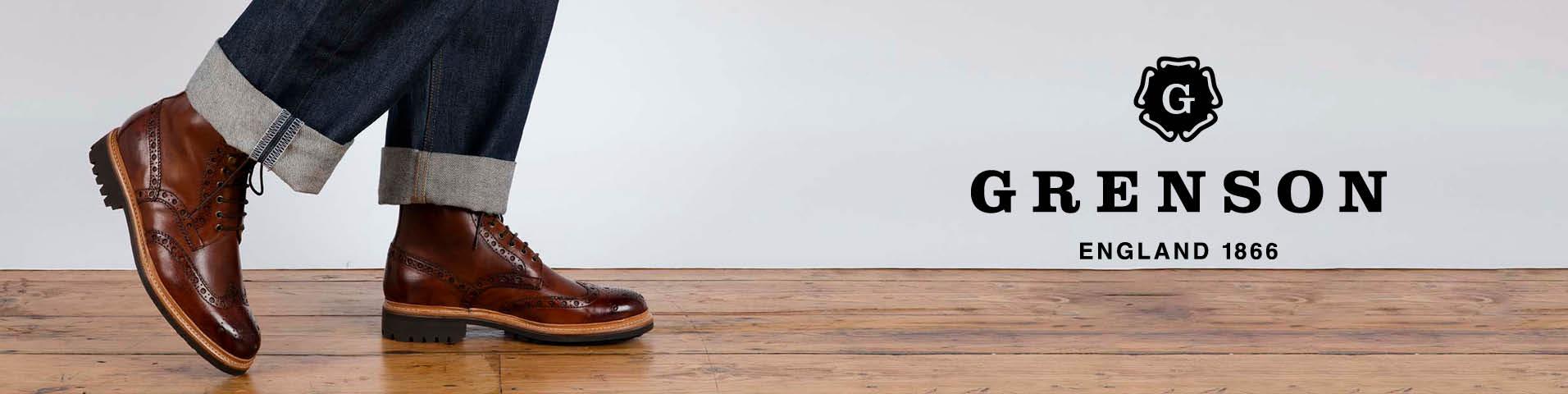 Scarpe eleganti da uomo Grenson | La collezione su Zalando