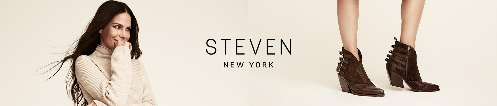 Steven New York shoppen