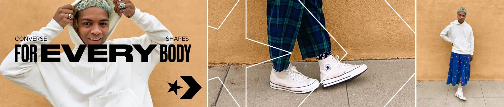 Shop Converse Shapes