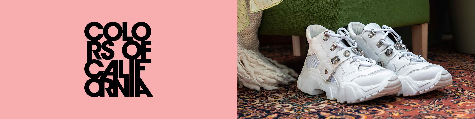 Sneakers da donna Colors of California | Scoprile su Zalando
