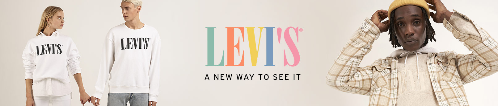 Scopri Levi's®