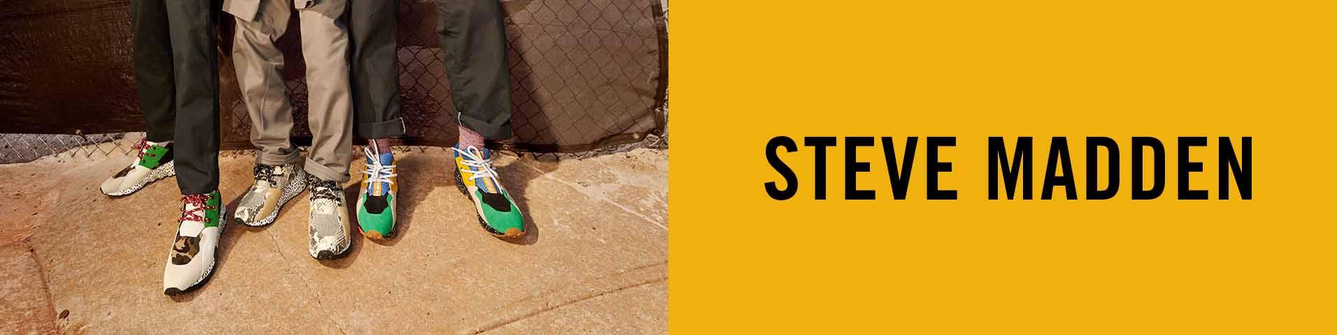 Steve Madden Herrenmode Online Shop Alles für Männer | ZALANDO