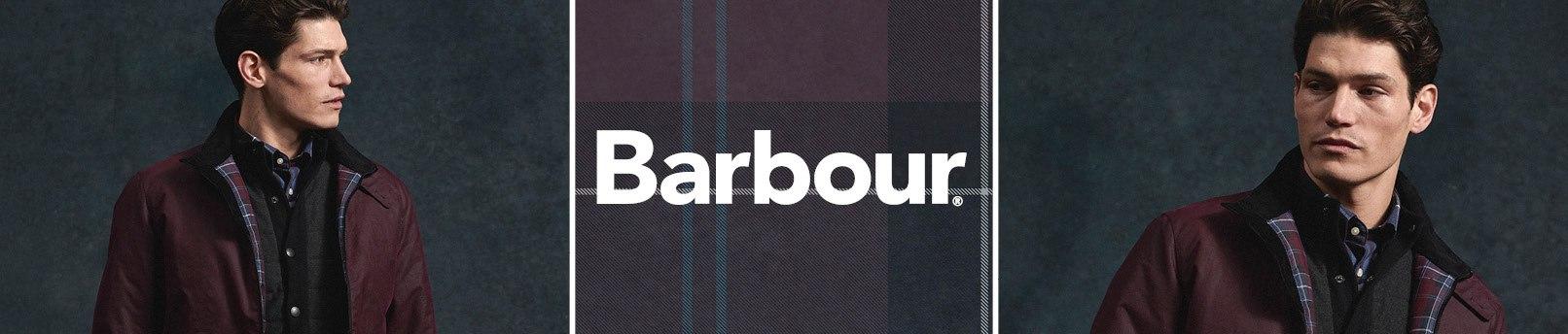 Barbour shoppen