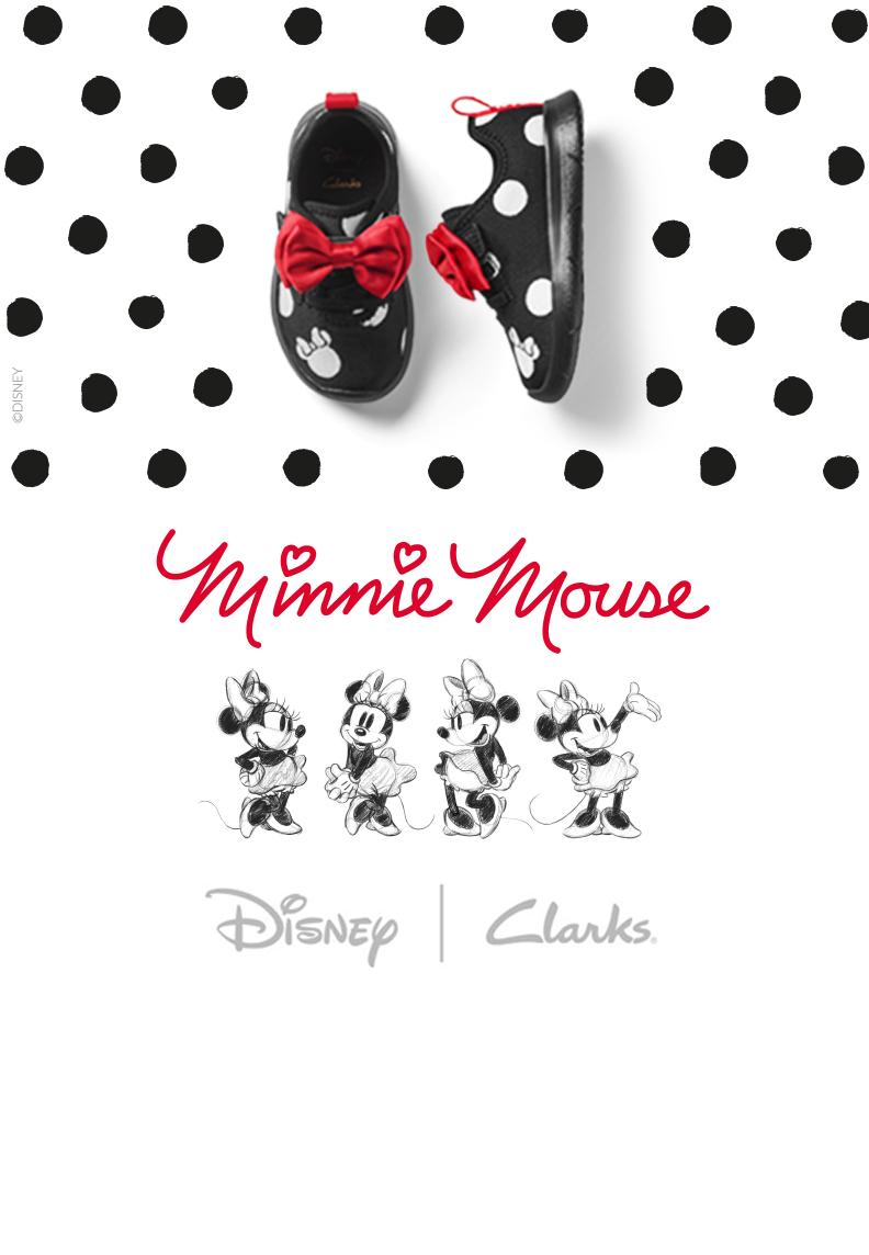 Clarks Disney