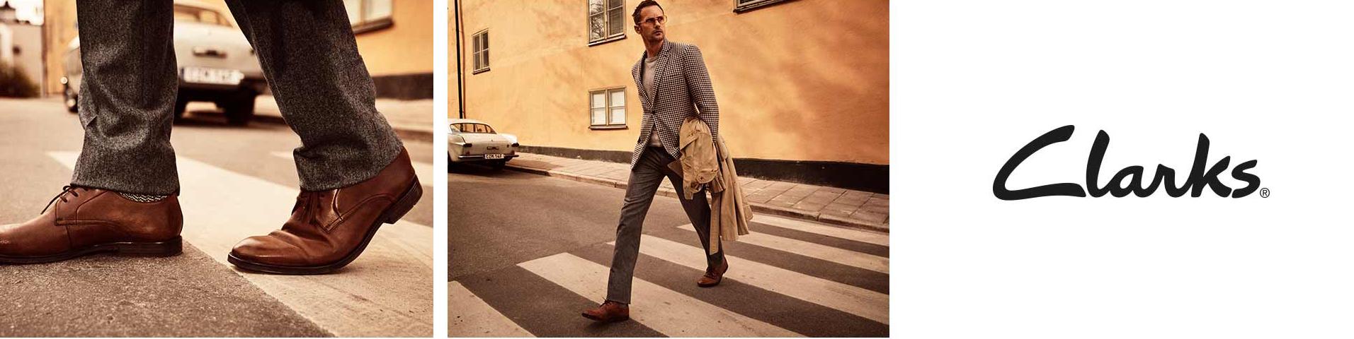 Herren Stiefel, bequemes Kleid & Casual Styles: Clarks