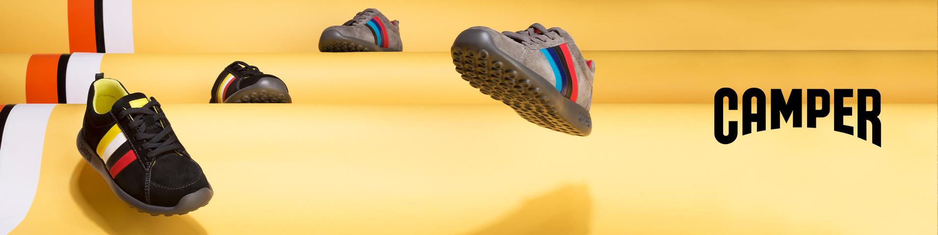 calidad confiable calidad de marca disponible Outlet de calzado Camper de niño y niña | Ofertas en zapatos ...