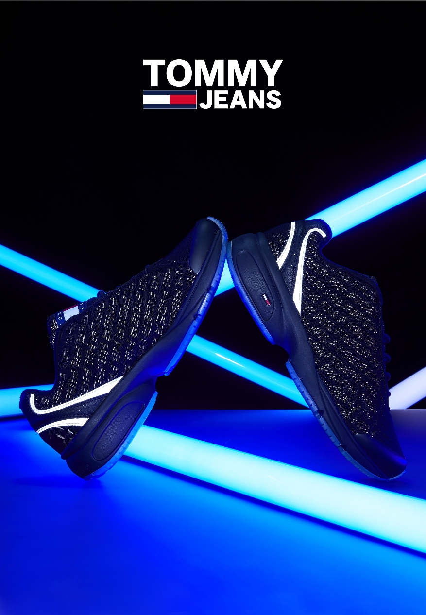 New Sneakers by Tommy Jeans