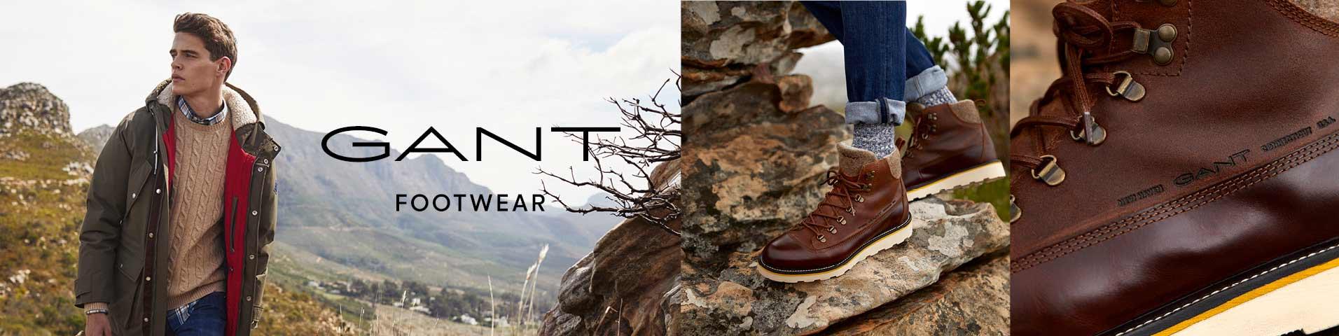 Udendørssko Herrer  De nyeste kollektioner online hos    GANT Sneakers   title=         Herrer   De nyeste kollektioner online hos