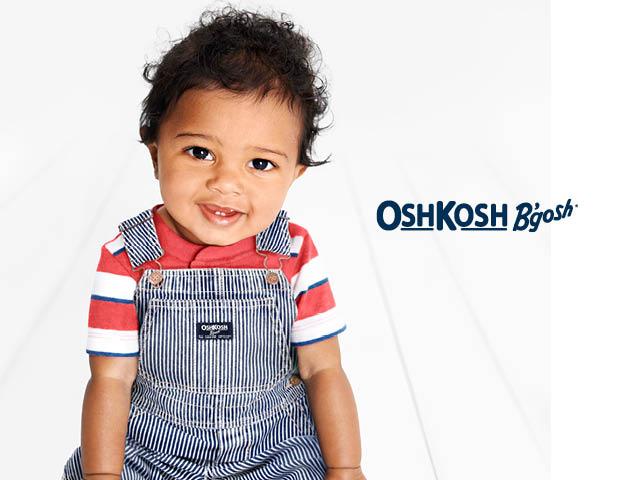 OskKosh für Mädchen