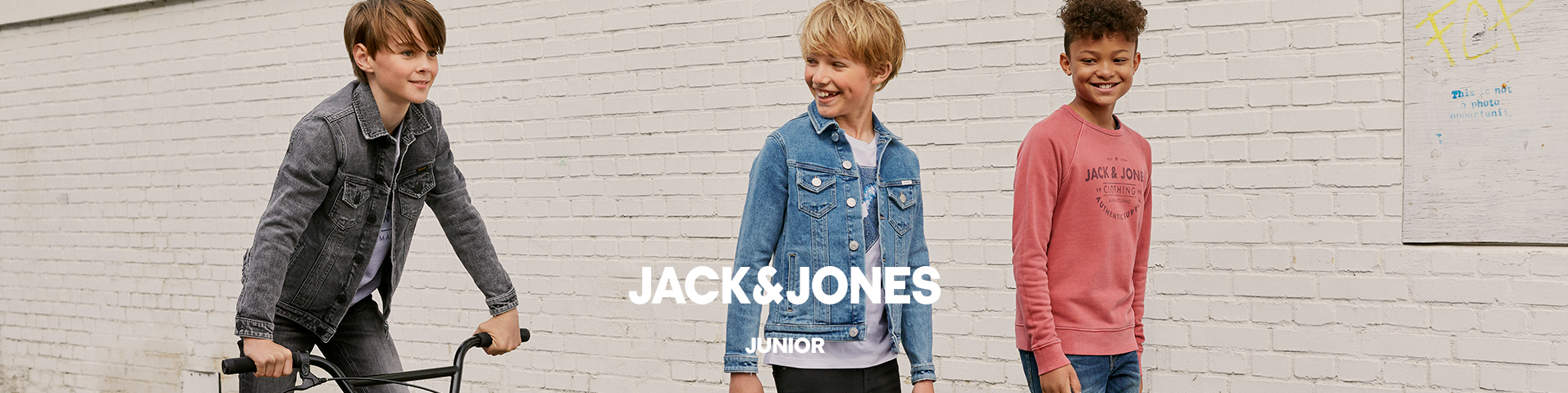 Jack /& Jones Junior Jeans Bambino
