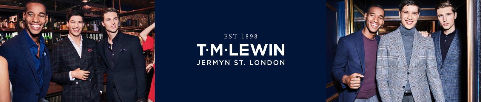 Découvrir T.M.Lewin