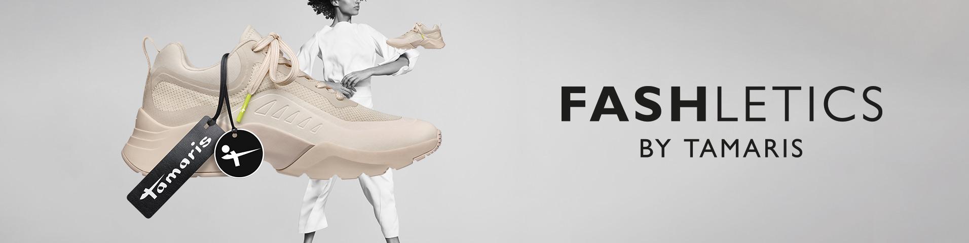 Weiße Fashletics by Tamaris Schuhe online kaufen | Upgrade