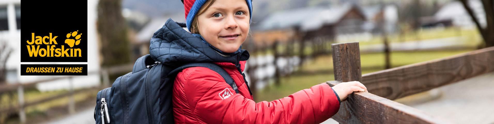 huge selection of 29b41 d950d Jack Wolfskin Günstige Kinderkleidung online kaufen | Top ...