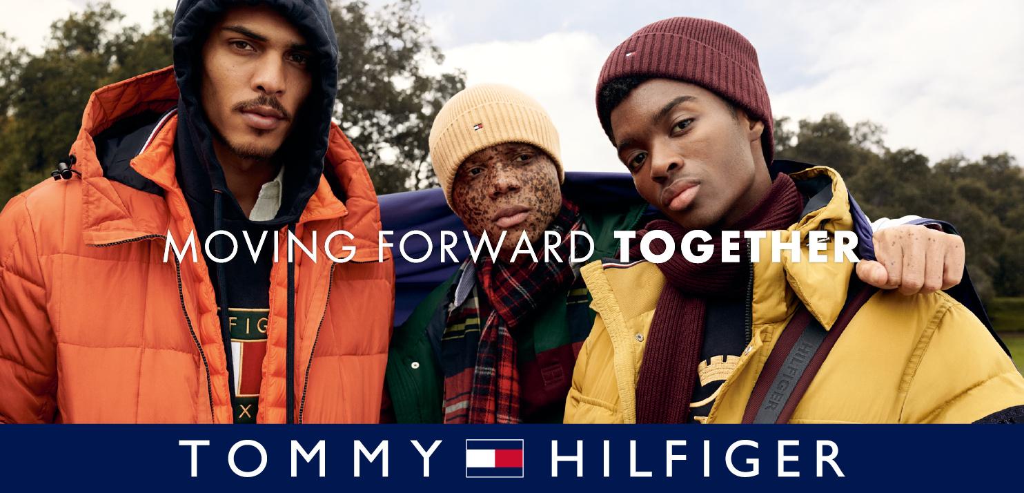 Odkryj Tommy Hilfiger