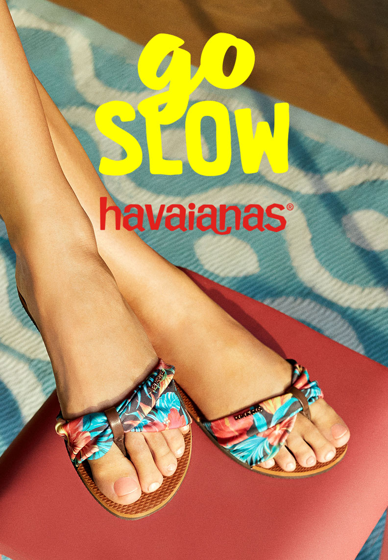 La nouvelle collection Havaianas