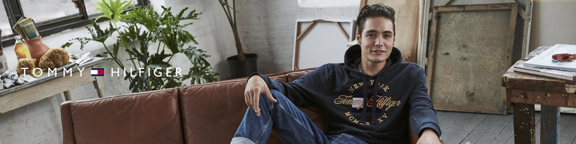 12f6ed899c6c Chemises homme Tommy Hilfiger • Achetez en ligne