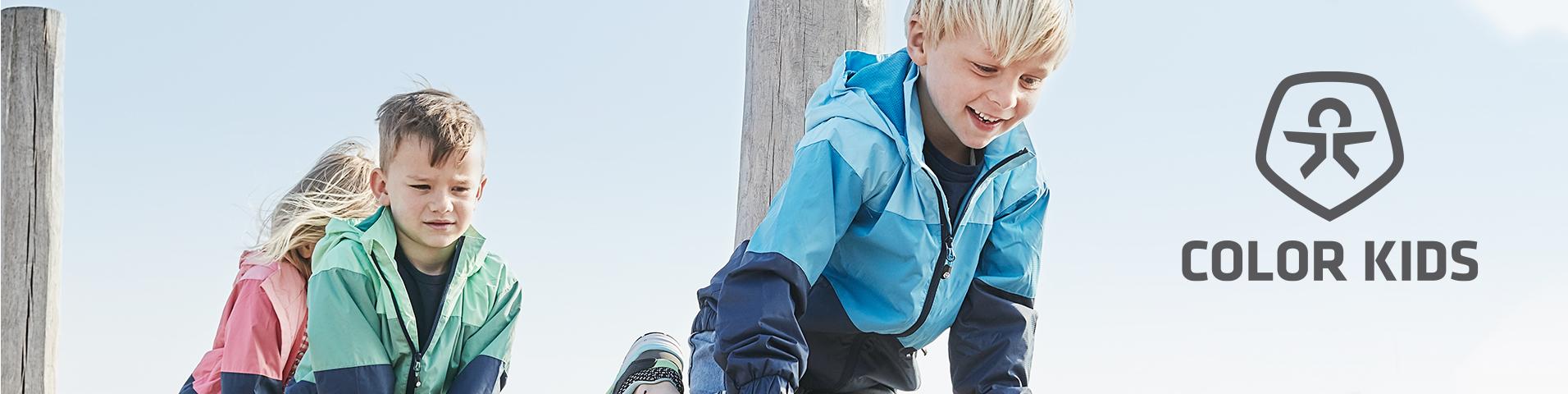 Color Kids KAMO - Sanda?y trekkingowe - marine