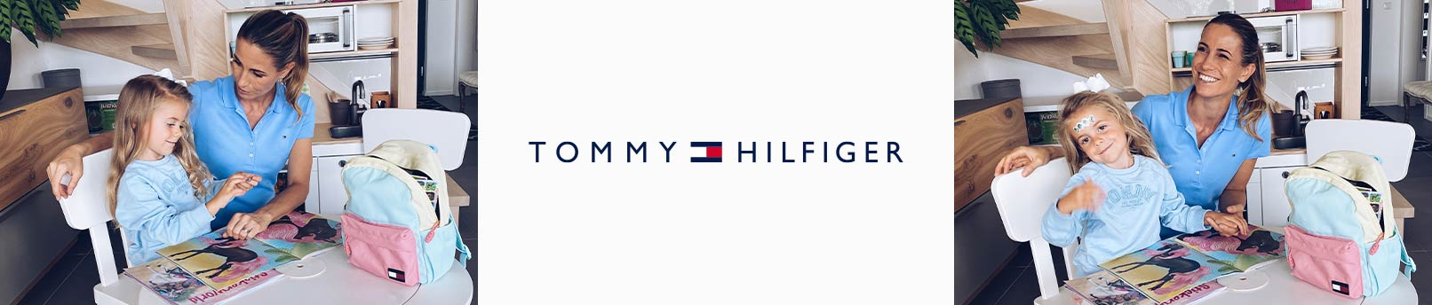 Découvrir Tommy Hilfiger