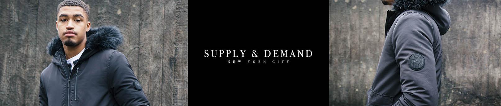 Scopri Supply & Demand