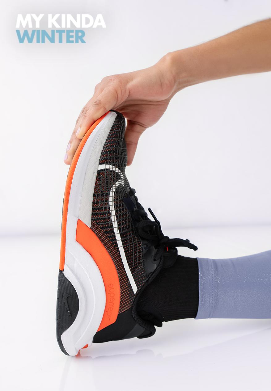La tua nuova scarpa ad alta intensità