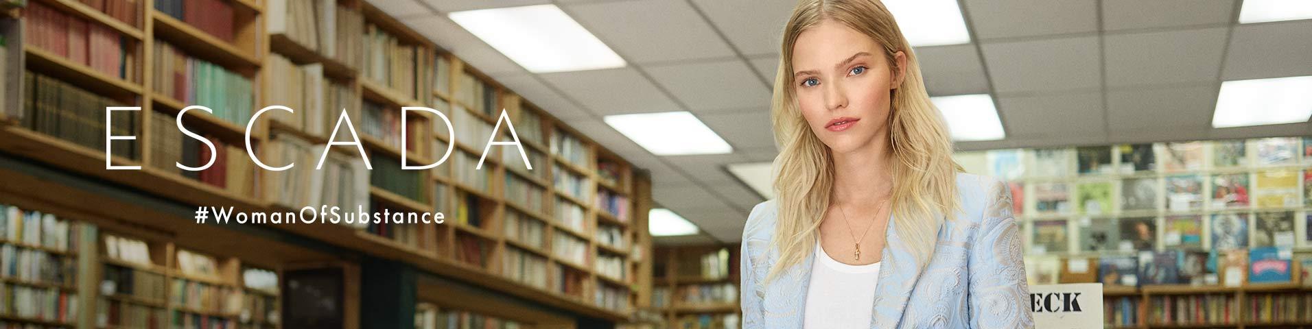 Escada Dametøj | Kvinder | Shop tøj til kvinder online på