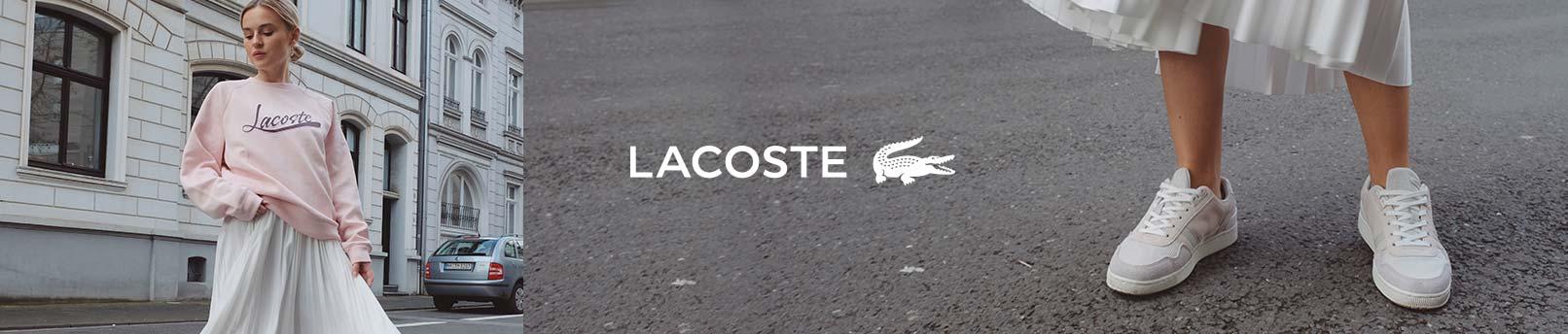 Shoppa Lacoste