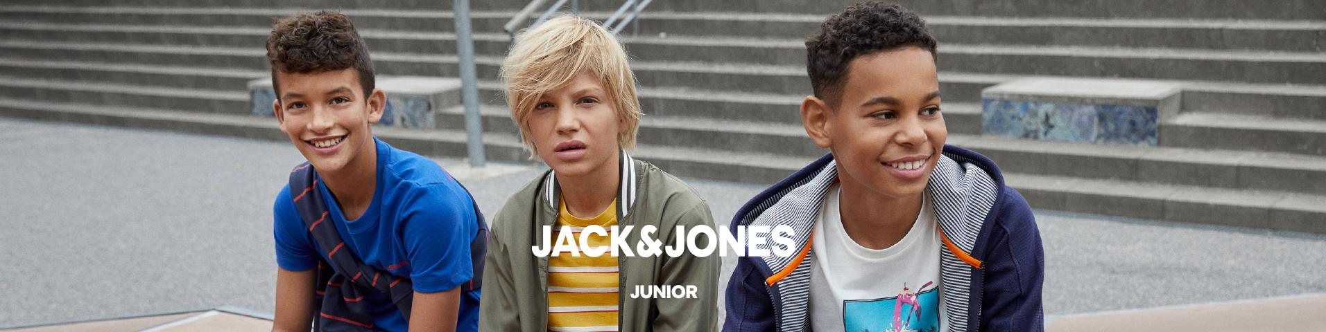 huge discount fb1e2 9a42c Jack & Jones Junior Kleidung online kaufen | Trendige Mode ...
