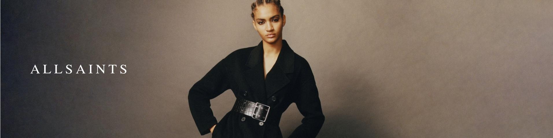 Günstige AllSaints Damenbekleidung im Sale online entdecken
