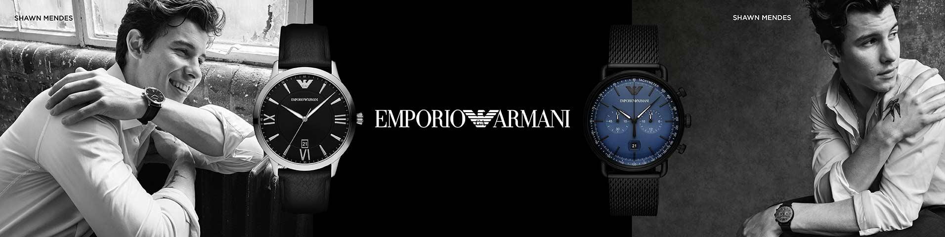 5627da201726 Relojes de hombre de Emporio Armani · Relojes analógicosCronógrafos