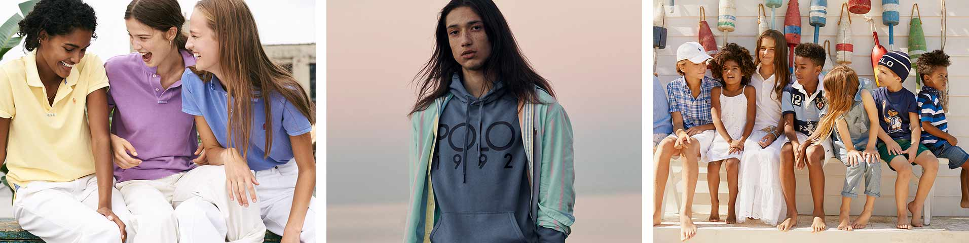 36e6f872892c50 Polo Ralph Lauren | La nuova collezione online su Zalando