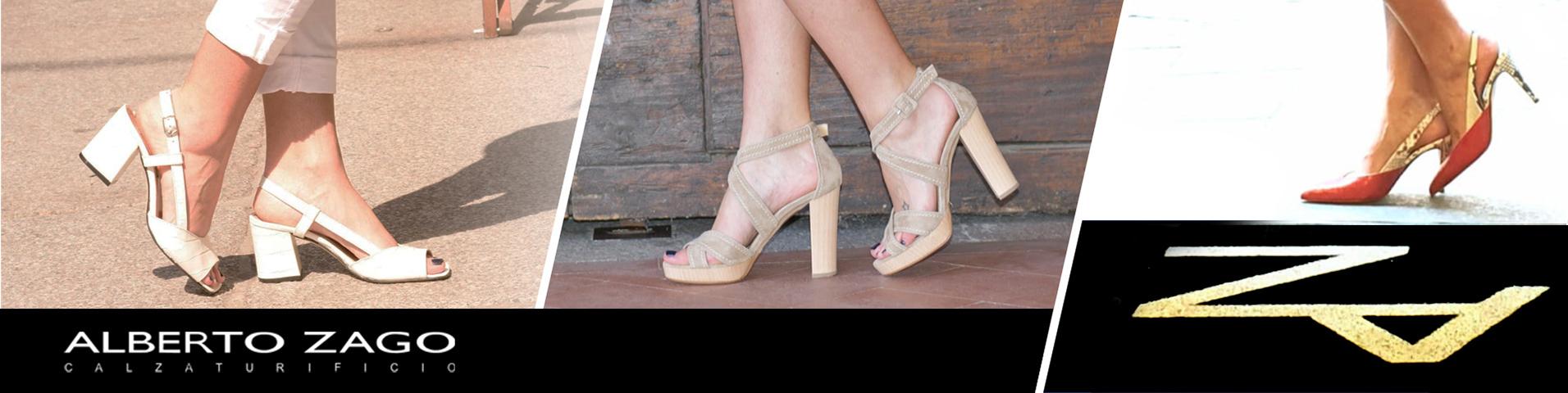 alberto zago schuhe, Damen Schuhe High Heels Alberto Zago