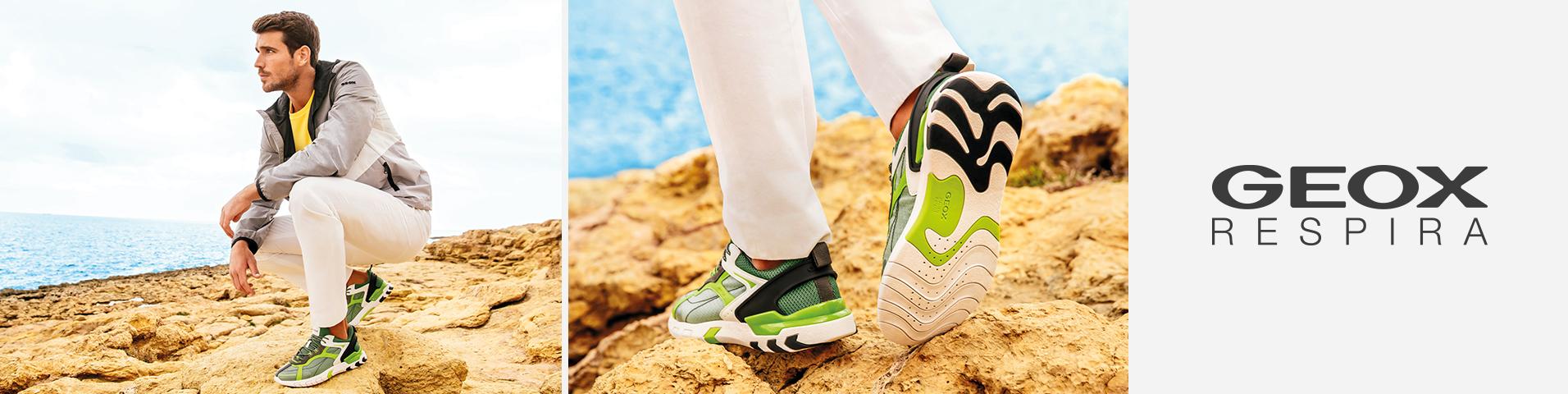 Geox Sandalen für Herren | Top Marken ✓ große Auswahl
