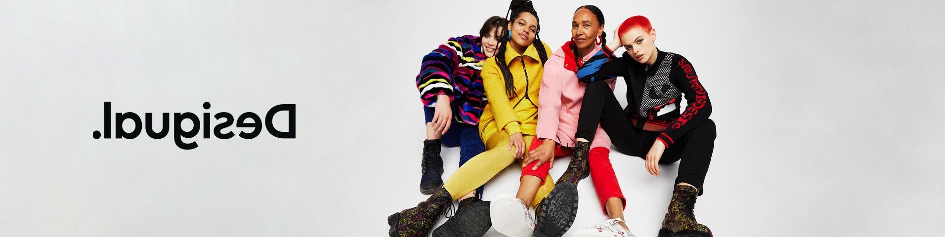online retailer b79a9 2b9ec Abbigliamento da donna in promozione Desigual   Zalando