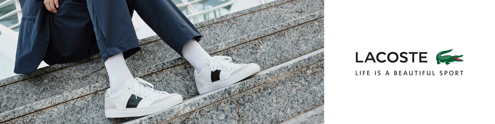 ceny odprawy super promocje ekskluzywne oferty Stylowe i wygodne buty męskie Lacoste . Najnowsze kolekcje ...