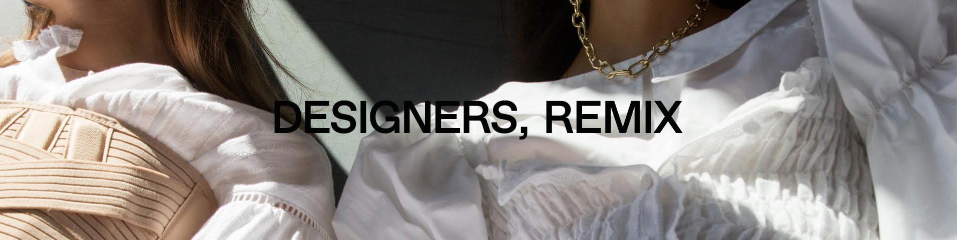 5eceb91c DESIGNERS REMIX online | Den nye kolleksjonen på Zalando