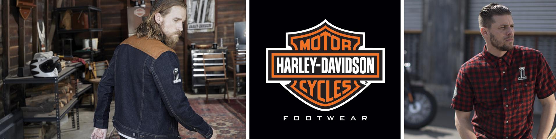 4114d30593b Harley Davidson Boots & kängor | Herr | Köp boots & kängor online på ...