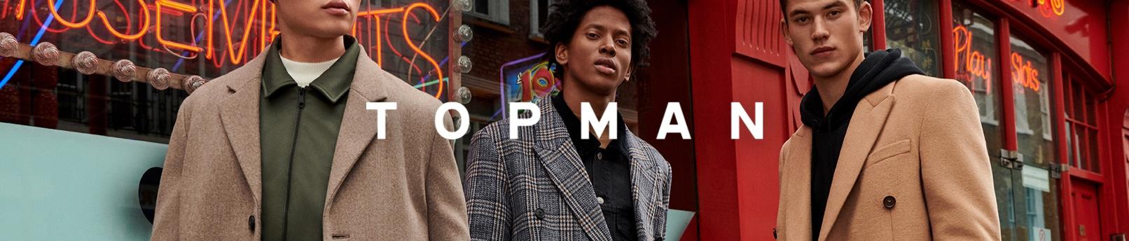 Shop Topman