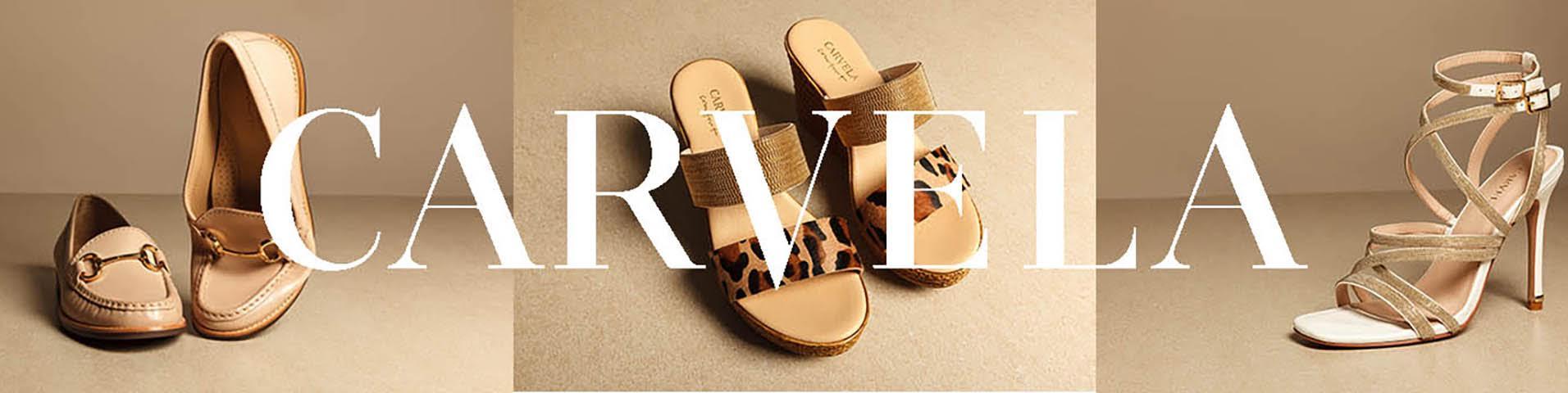 Carvela – Flache, silberne Schnürschuhe aus Leder | Schuhe