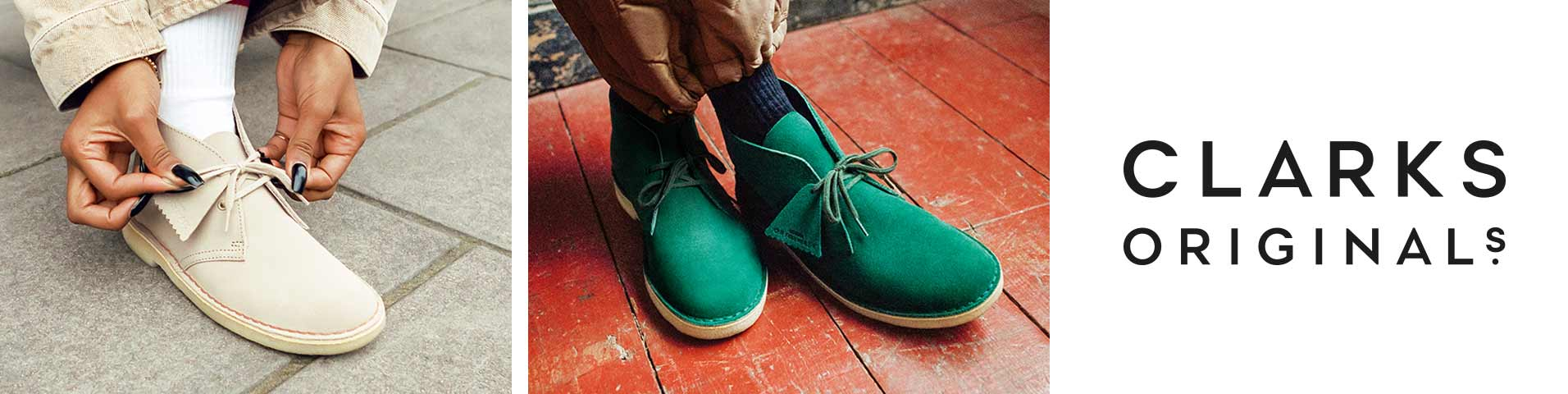 Clarks Originals Online Shop | Clarks Originals