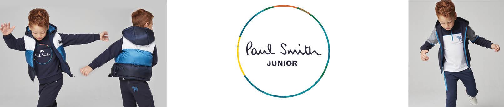 Discover Paul Smith Junior