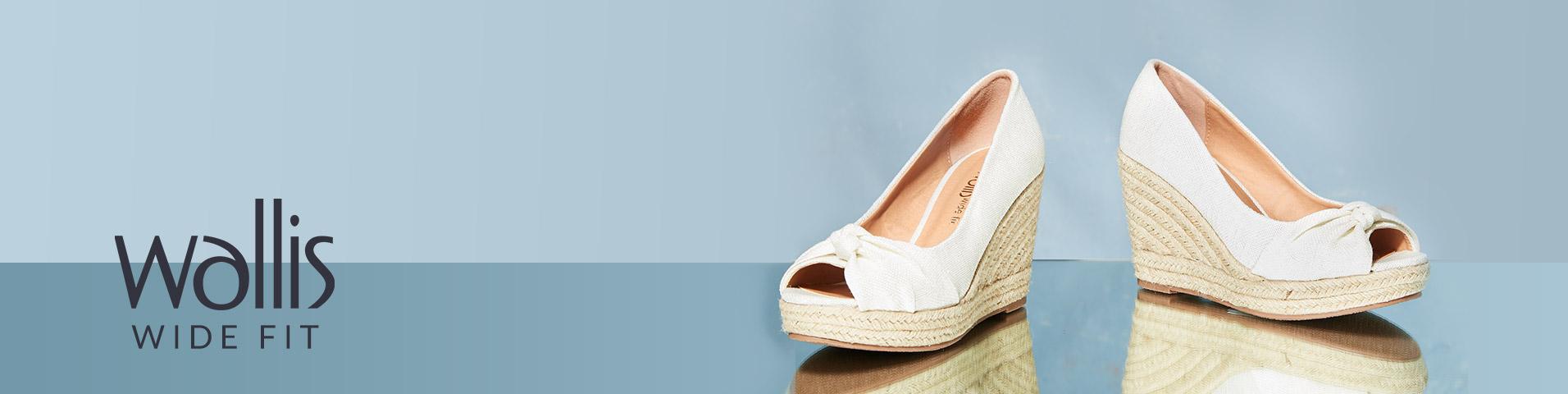 Wallis Wide Fit Damskor | Köp dina skor online på Zalando.se
