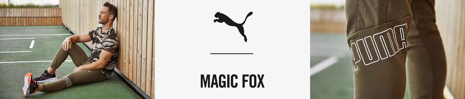 PUMA x Magic Fox shoppen