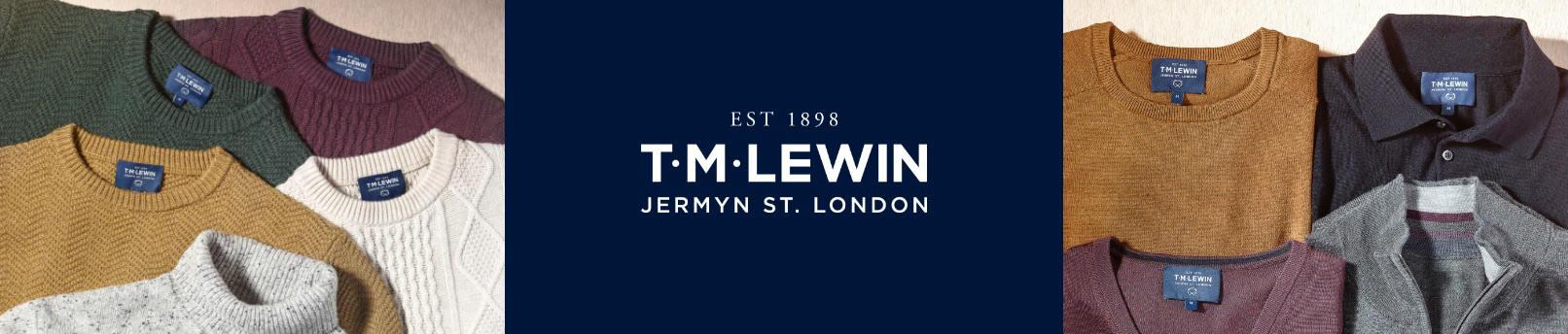 Descubre T.M.Lewin