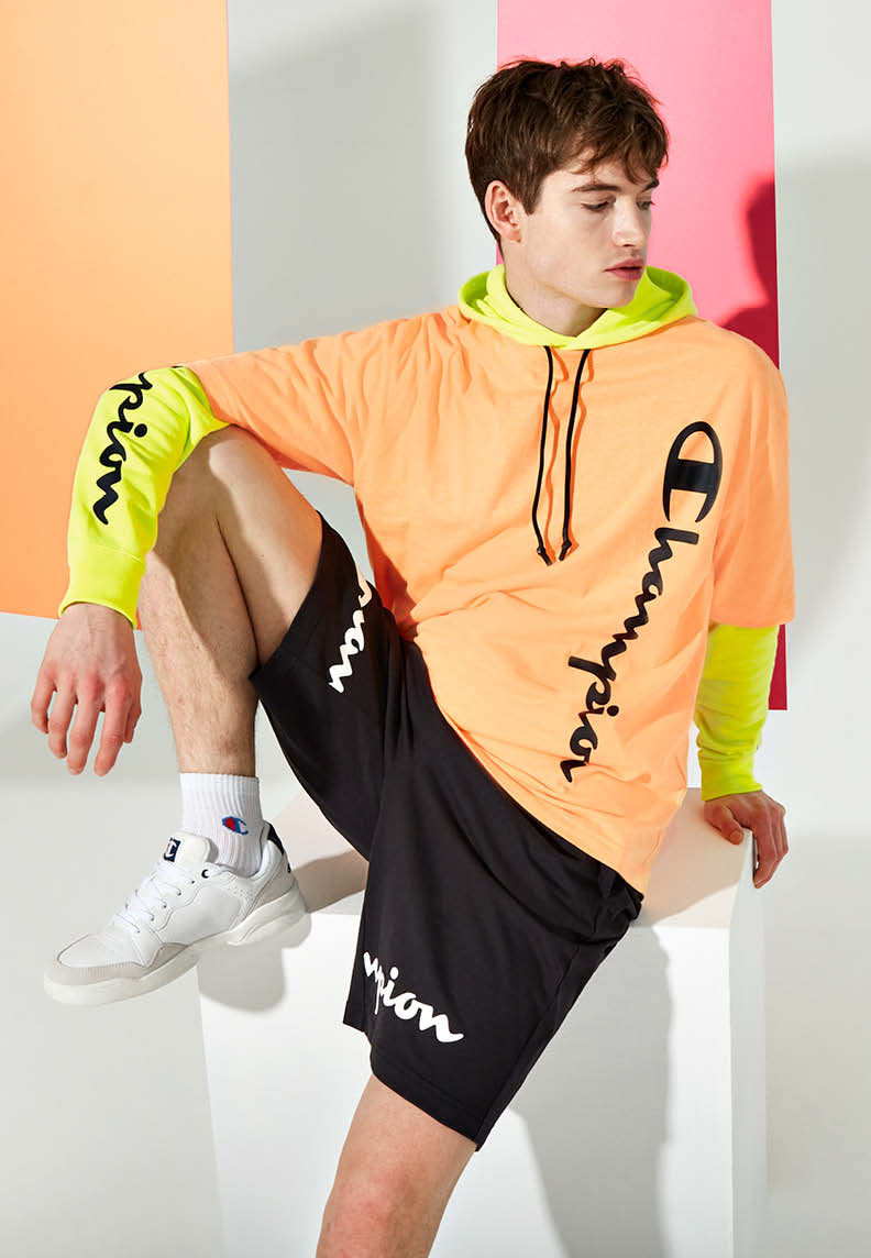Fluo Collection Champion