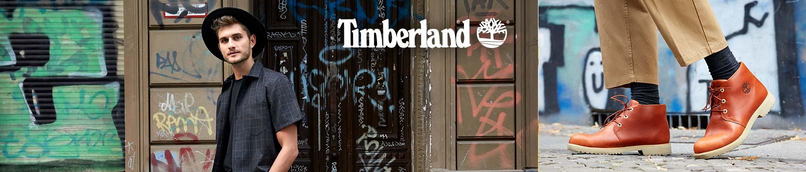 Découvrez Timberland