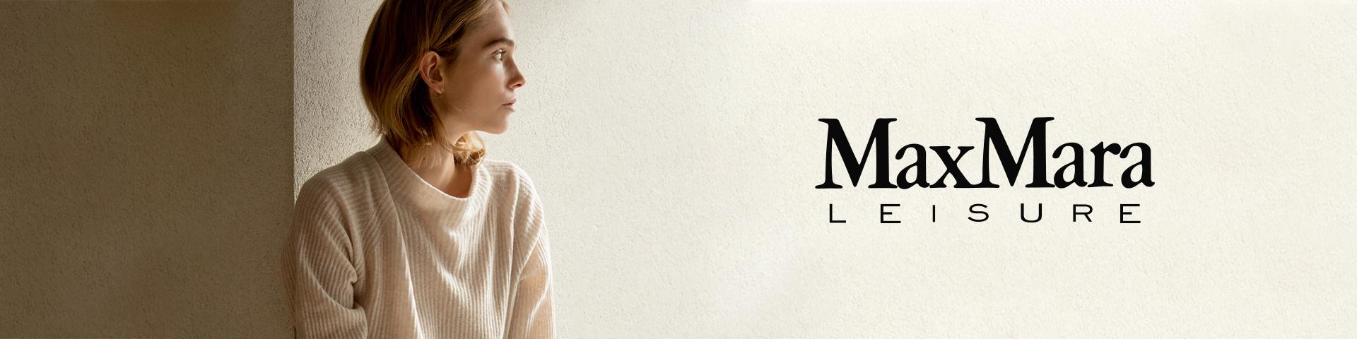 sports shoes 98f3d 7db32 Abbigliamento da donna Max Mara Leisure | La collezione ...