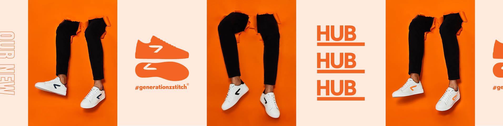 Auf ganz leisen Sohlen: HUB Sneaker für Herren | ZALANDO