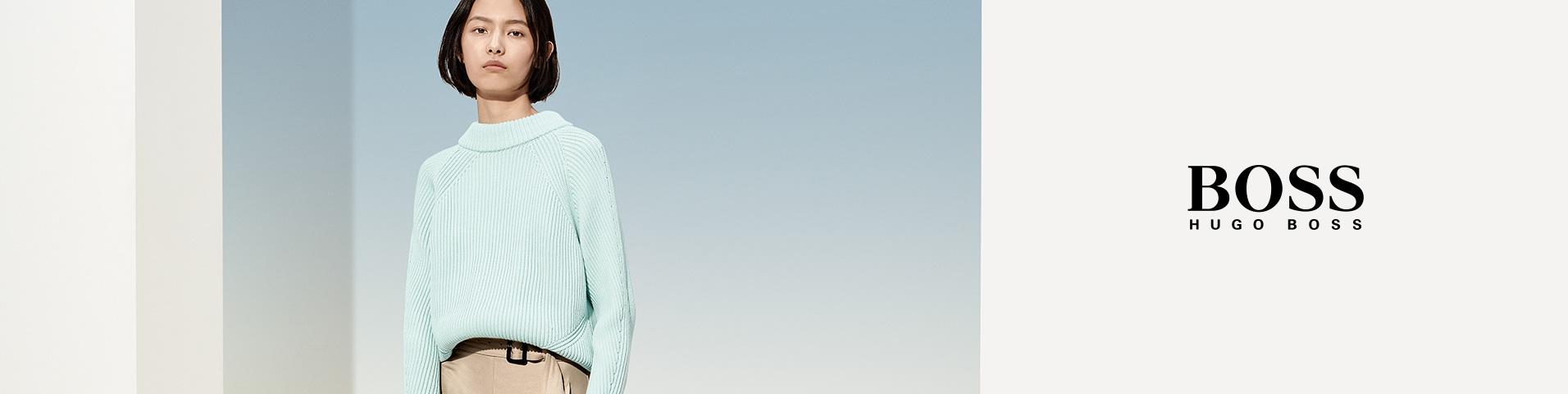 BOSS Pullover | Damenpullover bei ZALANDO